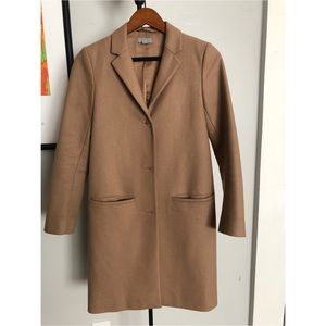 Sand color coat from COS